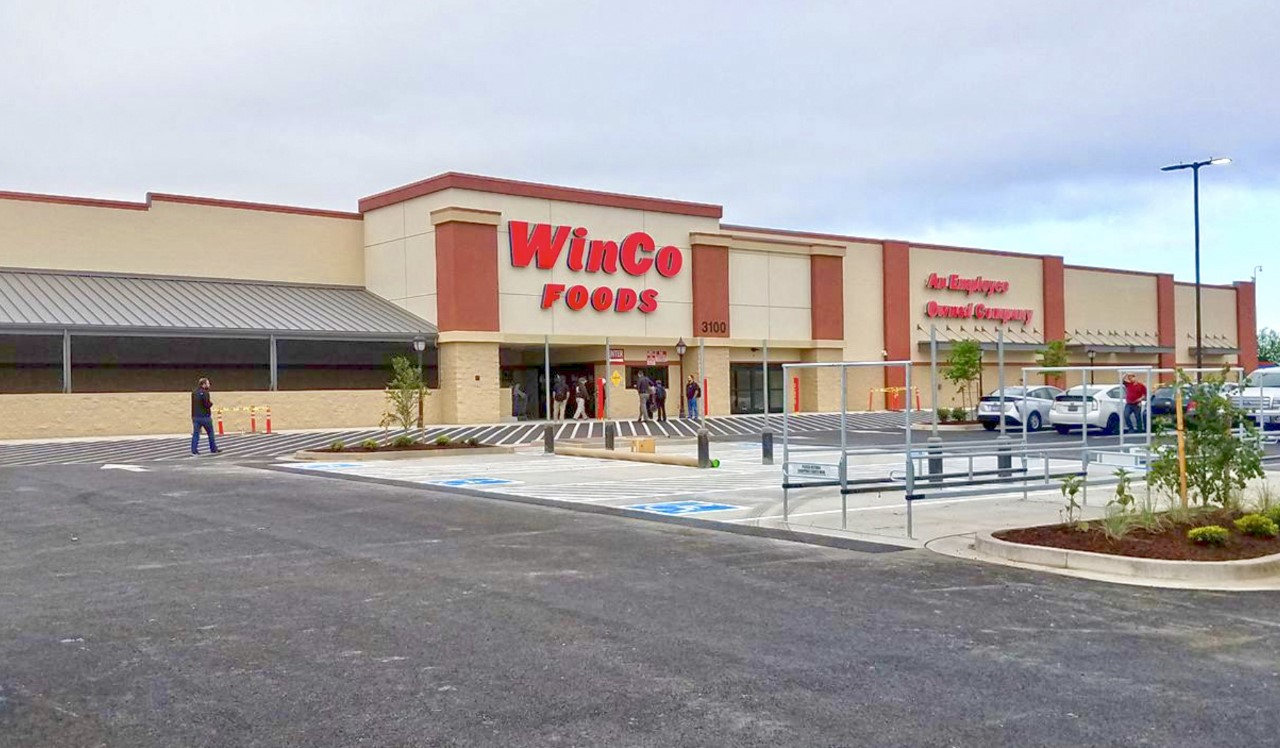 Winco exterior paint project